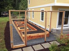 Enclosed Raised Bed Garden — Seattle Urban Farm Company