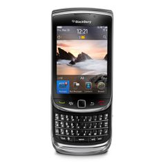 Blackberry Torch 9800 QWERTY Keyboard with Wi-Fi, 5MP Camera with Auto Focus, LED Flash, Loudspeaker with Alerts.