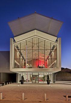 Auneau Cultural Center,© Michel Denance