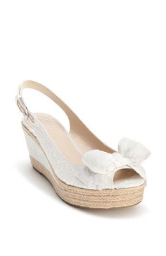 Debating getting these to go with the white eyelet dress. Afraid they'll get dirty really fast. Should I just do it?