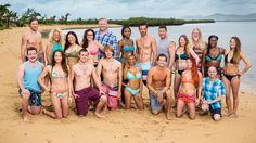 Meet the full cast of Survivor: Millennials vs. Gen X   FALL   2016   -------------------------    SkyWatcher.TV