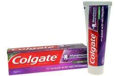 Win £50 of Tesco vouchers courtesy of Colgate® Maximum Cavity Protection - Daily Record