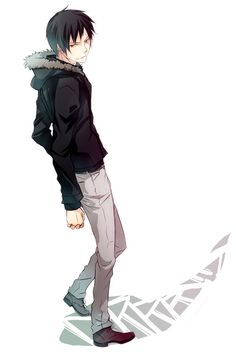 Oh Izaya, aren't you just an adorable ball of insanity. <3