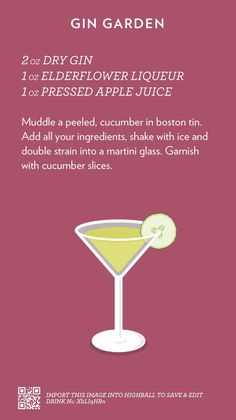 Based in Melbourne, Australia / A collection of recipes I find, steal or create, spread out in a simple layout, courtesy of the mobile app Highball. Winter Cocktails, Classic Cocktails, Craft Cocktails, Party Drinks, Cocktail Drinks, Cocktail Recipes, Alcoholic Drinks, Beverages, Gin Recipes