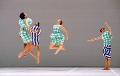 Dance Works III: Merce Cunningham / ReiKawakubo <3 One of the best things I have seen in a long time.