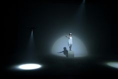 Latest in the series of collaborative projects between Elevenplay and Rhizomatiks is Shadow, a performance comprised of 3 drones with a spot light and one dancer.