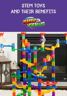 An overview of STEM toys and their benefits + examples of STEM toys that are popular among children, parents, and teachers alike. | Marble Genius blog