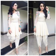 Eid Mubarak Everyone ✨ Pakistani Dress Design, Pakistani Outfits, Indian Outfits, Dress Indian Style, Indian Dresses, Kurti Designs Party Wear, Kurta Designs, Indian Attire, Indian Wear