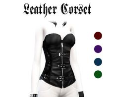 Shadow the Hedgehog corset - The Sims 4 Catalog Sims 4 Hair Male, Sims 4 Male Clothes, Sims 4 Clothing, Male Goth Clothing, Cc Top, Sims 4 Anime, Sims 4 Dresses, Sims4 Clothes, Best Sims