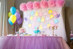 Disney Princess Birthday Party Ideas | Photo 5 of 33