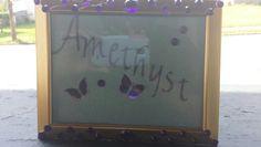Amethyst. ..