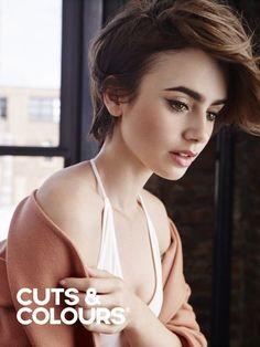 Vrouwelijk   Kort haar   CUTS & COLOURS
