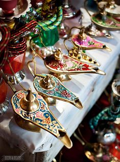 Beautiful crafts are a plenty in the Marrakech souks www.sanssoucicollection.com