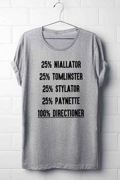 One Direction T-Shirt, Niall Horan, Liam Payne, Harry Styles, Louis Tomlinson… One Direction Outfits, One Direction Louis, One Direction T Shirts, Liam Payne, Niall Horan, Zayn, Louis Tomlinson, 1d And 5sos, Cool Bands