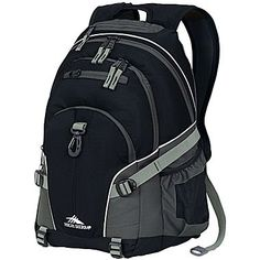 High Sierra® Loop Medium Backpack - jcpenney Mens Backpacks For Work 1780630e2ecad