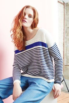 Coton Biologique, Knitwear, Pullover, Knitting, My Style, Sweaters, Tops, Women, Inspiration