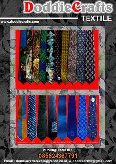 Printing Neckties