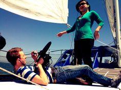 San Francisco sailboat tour #travel