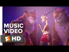 """Shakira Sings """"Try Everything"""" In This Zootopia Music Video Zootopia Gif, Zootopia 2016, Shakira Music Videos, Jason Bateman, Ginnifer Goodwin, Disney Fanatic, Music Clips, New Clip, Upcoming Movies"""
