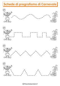 Tracing Worksheets, Preschool Worksheets, Tracing Sheets, Motor Skills, Garden Design, Teaching Cursive Writing, Maze, Visual Perception Activities, Preschool