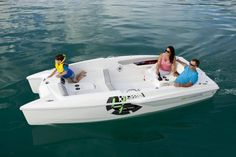 New 2012 Campion Boats i4 Infinyte Power Catamaran Boat - Enjoy Quality Family Time.