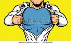 stock-vector-comic-book-superhero-opening-shirt-to-reveal-costume-underneath-101586406.jpg (450×278)