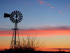 Windmill Silhouette by Scott Ohlman on 500px
