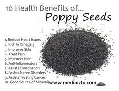 Health Benefits of Poppy Seeds Fruit Benefits, Health Benefits, Poppy Seeds Benefits, Health And Nutrition, Health And Wellness, Health Tips, Fitness Nutrition, Natural Health Remedies, Natural Medicine