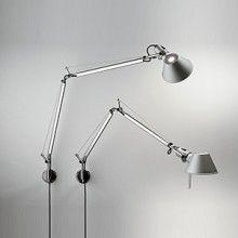 Tolomeo parete designed by Michele De Lucchi & Giancarlo Fassina for Artemide.  http://www.santiccioli.com/en/collections/?filter=product&name=tolomeo-parete  #tolomeo #parete #lighting #interior #design # architecture #artemide