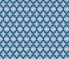 medieval design fabric by unseen_gallery_fabrics on Spoonflower - custom fabric