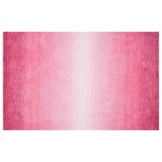 nuLOOM Franklin Ombre Abstract Rug, Pink You are in the right place about abstract rugs green Here w