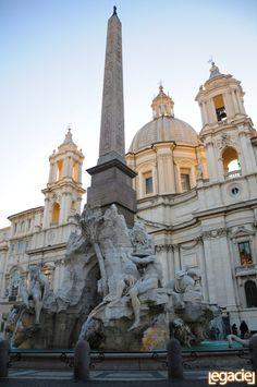 Piazza Di Navona, Rome, Italy
