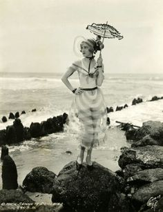 Ruth Taylor - - Mack Sennett Comedies - Photo by George Cannons