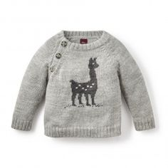 A chulengo is a baby guanaco. Guanacos are animals related to camels that live in the dry regions of South America. They are cousins to llamas, and their woolier relatives are alpacas. An heirloom-quality style crafted in Peru, this soft and cozy Alpaca-blend dress is the season's most covetable gift.