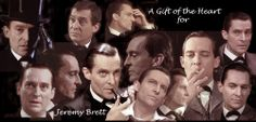 Jeremy's faces Sherlock Holmes Short Stories, Detective Sherlock Holmes, Red Headed League, Jeremy Brett, Stage Play, Private Investigator, Private Life, Baker Street, Love You Forever
