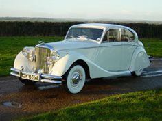 1949 Jaguar MkV. Perfect Wedding Car.