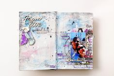 MMM - art journal - punkrose.hu Sweet Dreams, Journal, Art, Art Background, Kunst, Performing Arts, Journals