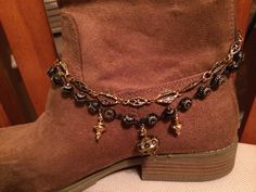 Boots and beads