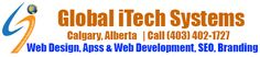 Global iTech Systems Ltd Calgary offers seo services, bringing client website in google, yahoo and bing pages and our services are available in all over Alberta including cities with Airdrie, Red Deer, Lethbridge, Brooks, Hig River, Okotoks, Irricana, Didsbury, Hanna , Academy, Janet, Turney Valley, Yankee Valley, Chestermere, Balzac, Dorothy, Ponoka etc. Our main task is to design web sites and bring your website in google, yahoo and bing pages.