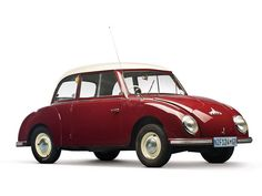 Microcar Maico 500 - 1958 - 1 by Fine Cars, via Flickr.
