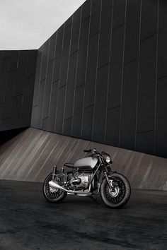 Voltron BMW R69S Custom Build by ER Motorcycles