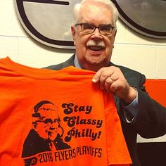Lou's ready for Game 6; are you? #WSHvsPHI
