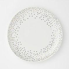 salad plate west elm