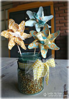My Favorite Things Teaser Day 4 - Perfect Pinwheels