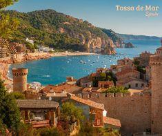 58 Best Tossa Ideas Tossa Costa Brava Spain