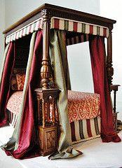 Dolls house furniture tudor style