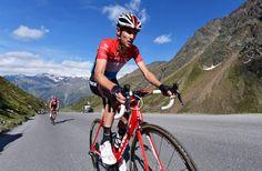 Tour de Suisse 2015 Fränk Schleck (Trek) (Tim de Waele/TDWSport.com)
