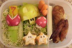 Mario Food!