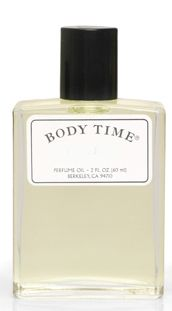 Body TIme Patchouli Oil