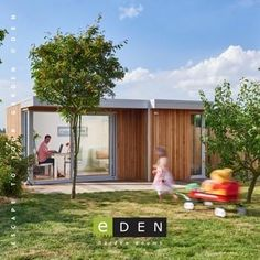 Bespoke Garden Rooms, Garden Offices, Garden Studios Kent, London Garden Of Eden, Home And Garden, Office Pods, Traditional Office, Garden Studio, Built In Desk, Garden Office, Surrey, Ideal Home